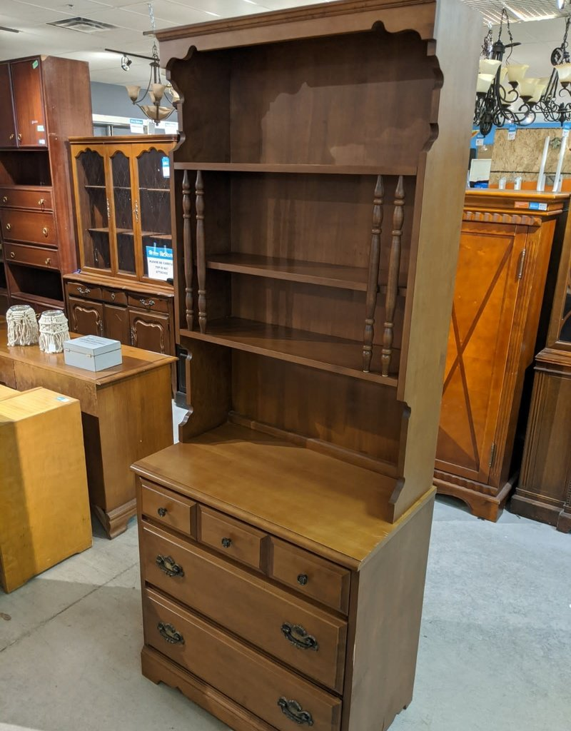 Newmarket Store Dresser with Hutch
