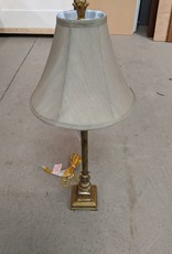 Newmarket Store Gold and Silver Table Lamps