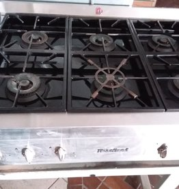 Vaughan Store Heartland Gas Stove Top