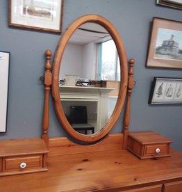 Etobicoke Store Pine Dresser with Mirror