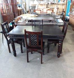 Studio District Store Blacksmith Dining Set