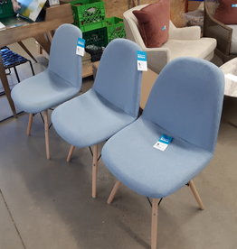 East York  Store Blue chair
