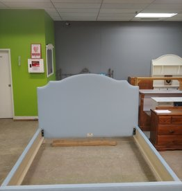 Scarborough Store NEW King bed with frame