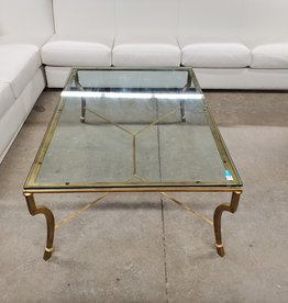 East York  Store Glass Coffee Table