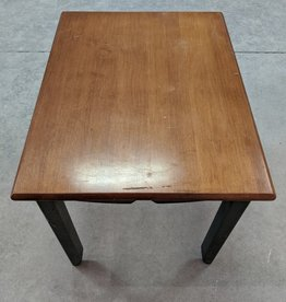 Newmarket Store Maple Side Table