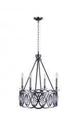 Scarborough Store 4 Light Candle Chandelier
