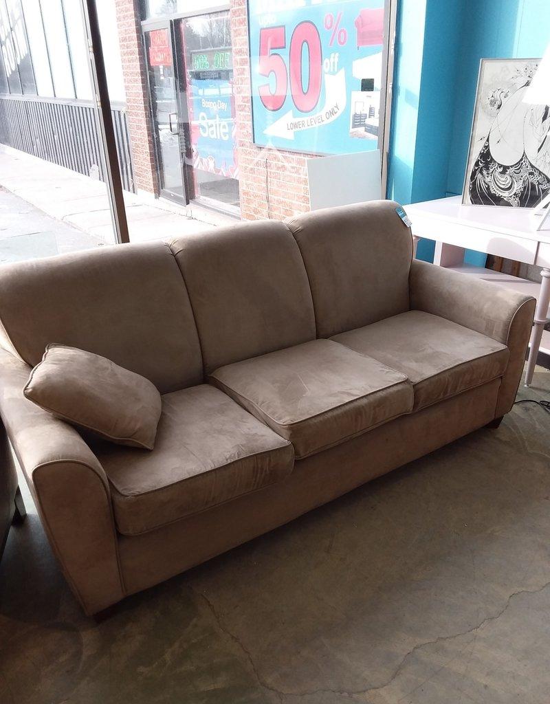 Scarborough Store Beige Sofa