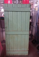 Etobicoke Store Antique wooden door