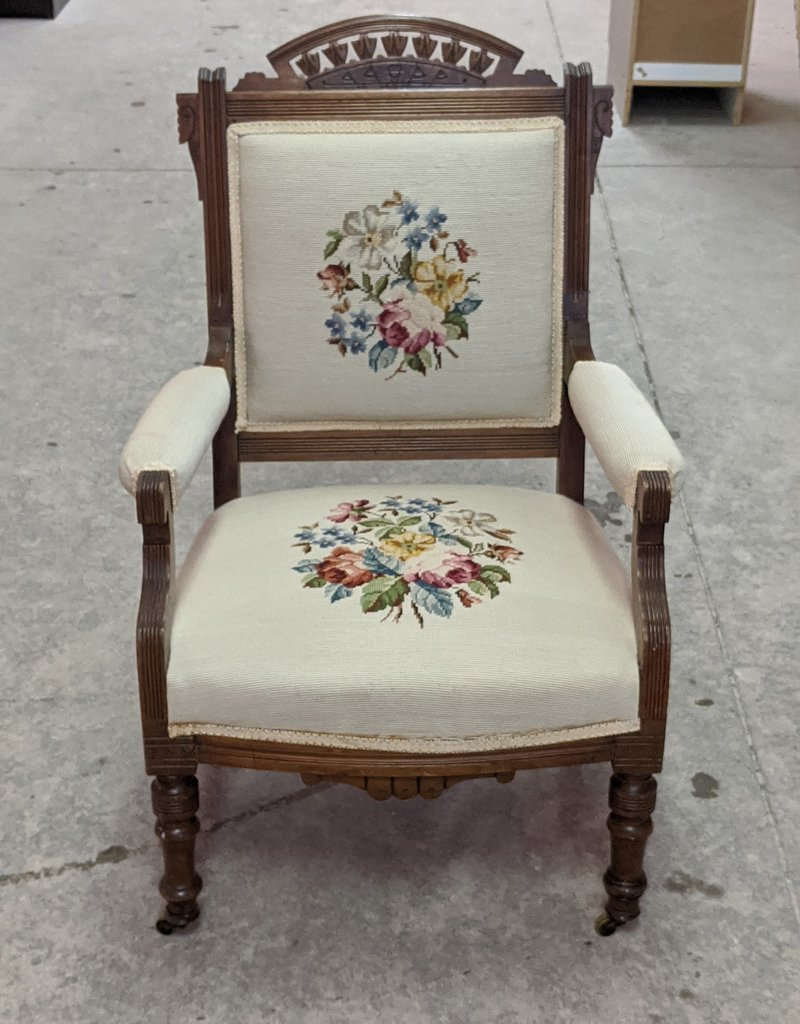 Newmarket Store Antique Chair