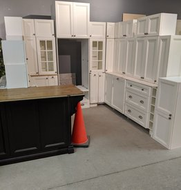 Newmarket Store Kitchen Cabinetry, Island and