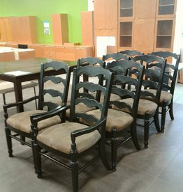 Woodbridge Store Set of Eight Dining Chairs