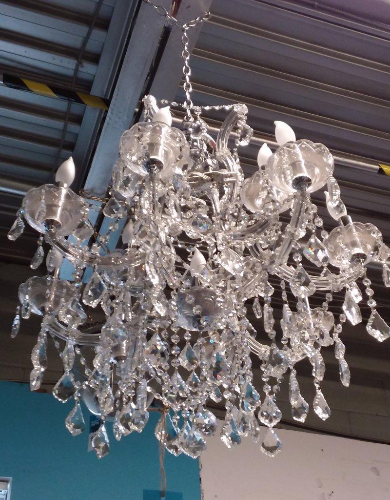 Etobicoke Store Stunning Glass Chandelier