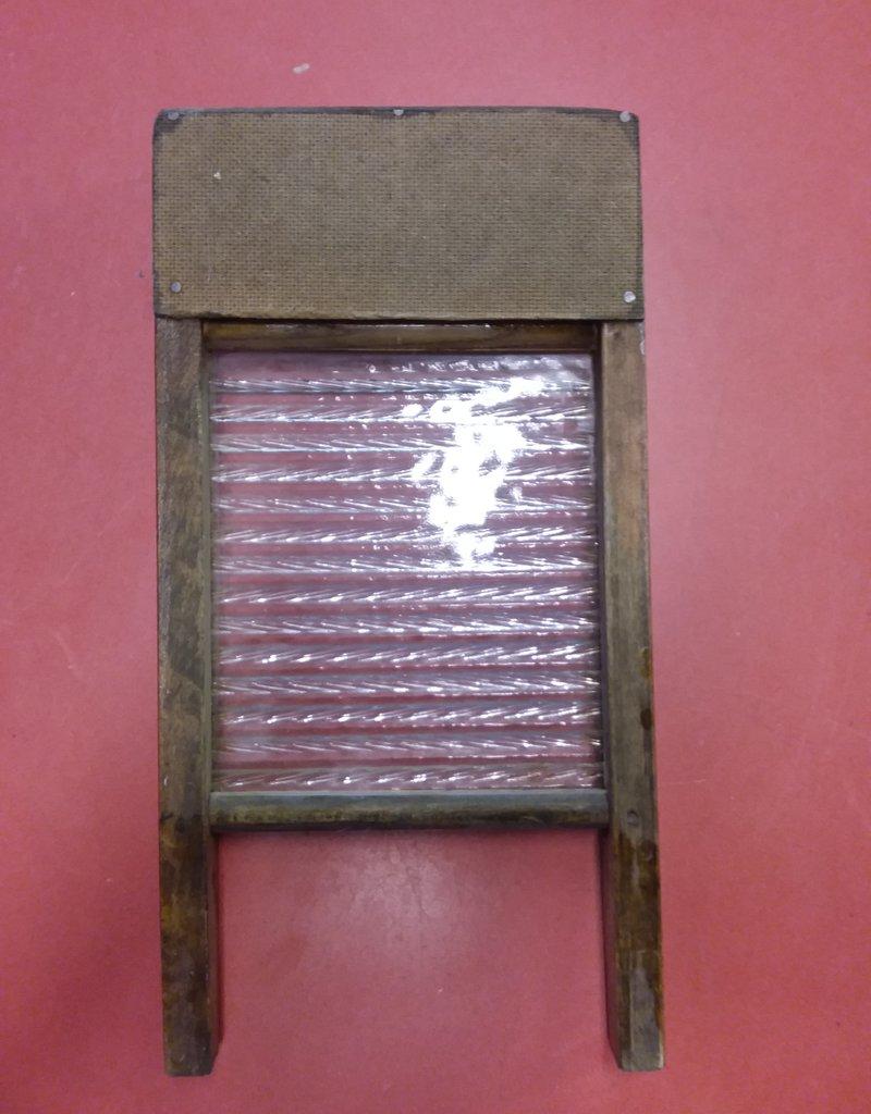 Etobicoke Store Washboard,, small vintage ,
