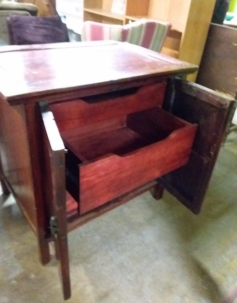 Etobicoke Store Wood cabinet