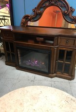 Brampton Store Fire Place with Mantel