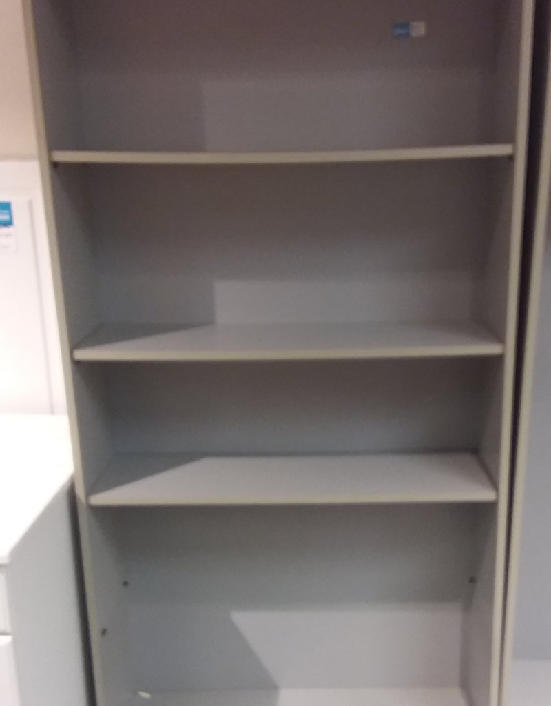 Vaughan Store Light Grey Book Case