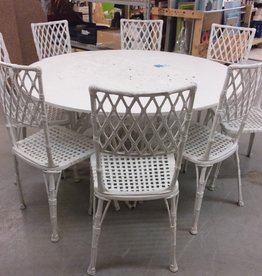 Vaughan Store Durable Outdoor Dining Set