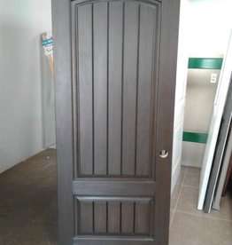 "Woodbridge Store 31.5 × 79"" Wood Entry Door"