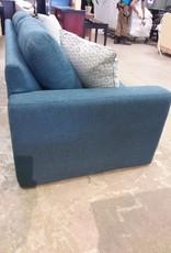 Scarborough Store Blue Accent Sofa