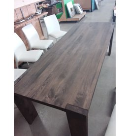 "Markham West 90"" Wood Dining Room Table"