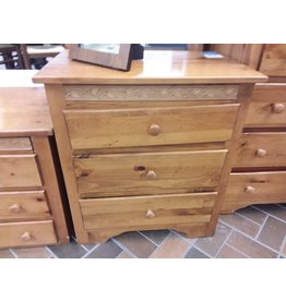 Vaughan Cottage Style Pine Dresser