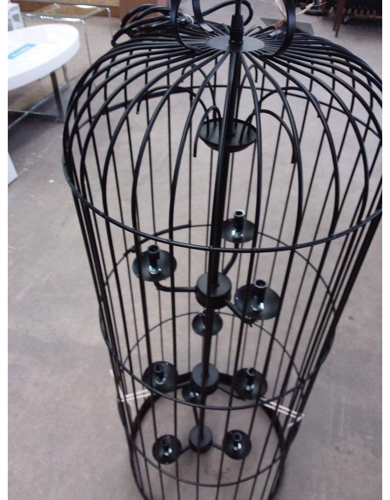 Studio District Tall Birdcage Pendant