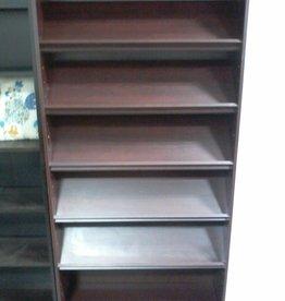 Markham East Store Magazine stand - Cherry wood