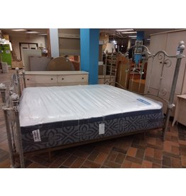 Vaughan King size Wrought Iron Bed
