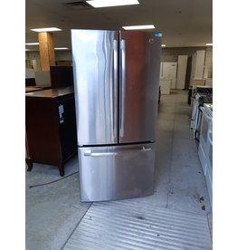 East York SS GE fridge