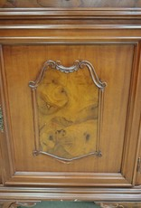 Scarborough Store Beautiful Curved Door Hutch