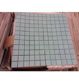 Vaughan Box of Blue Mosaic Backsplash
