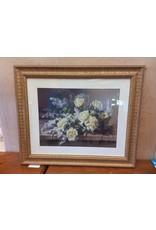 """Vaughan """"Roses in Bloom"""" Print"""
