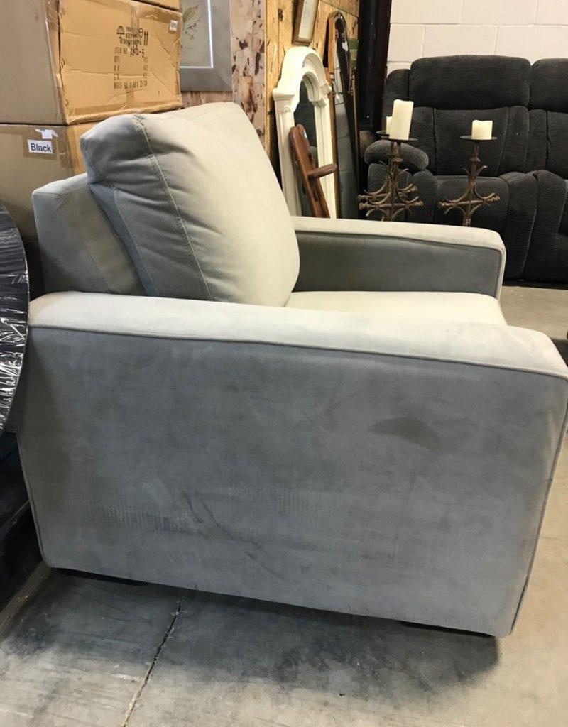 Brampton Store Grey Sofa Seat