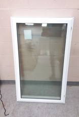 North York Store Fixed window with frame