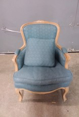 North York Store Blue armchair