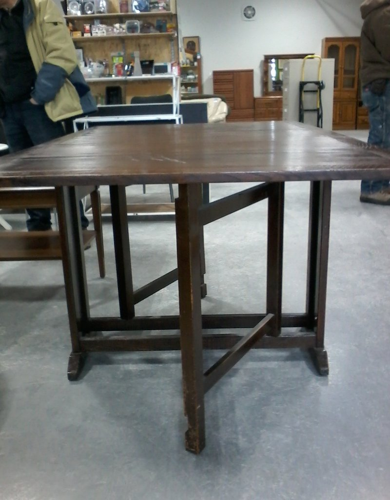 Markham East Store Drop Leaf Table