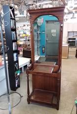 Etobicoke Store Wood hall stand