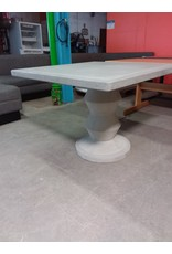 Studio District Stone Pedestal Table