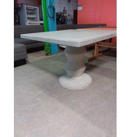 Studio District Stone Pedestal Table