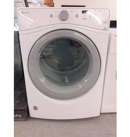 Vaughan White Gas Dryer