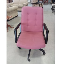 Markham West Pink Office chair
