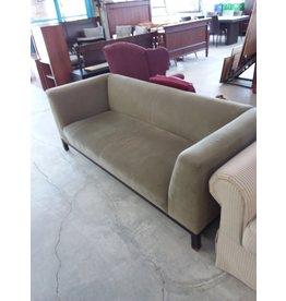 Studio District Green sofa