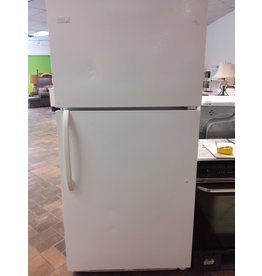 Vaughan White Top-Freezer Refrigerator