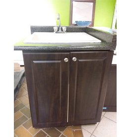 Vaughan Laundry Sink with Upper