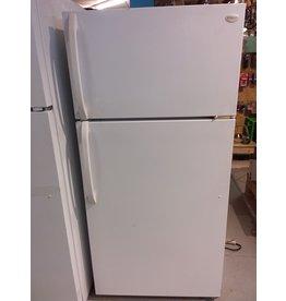 Vaughan ''FRIGIDAIRE'' Top-Freezer Refrigerator - White