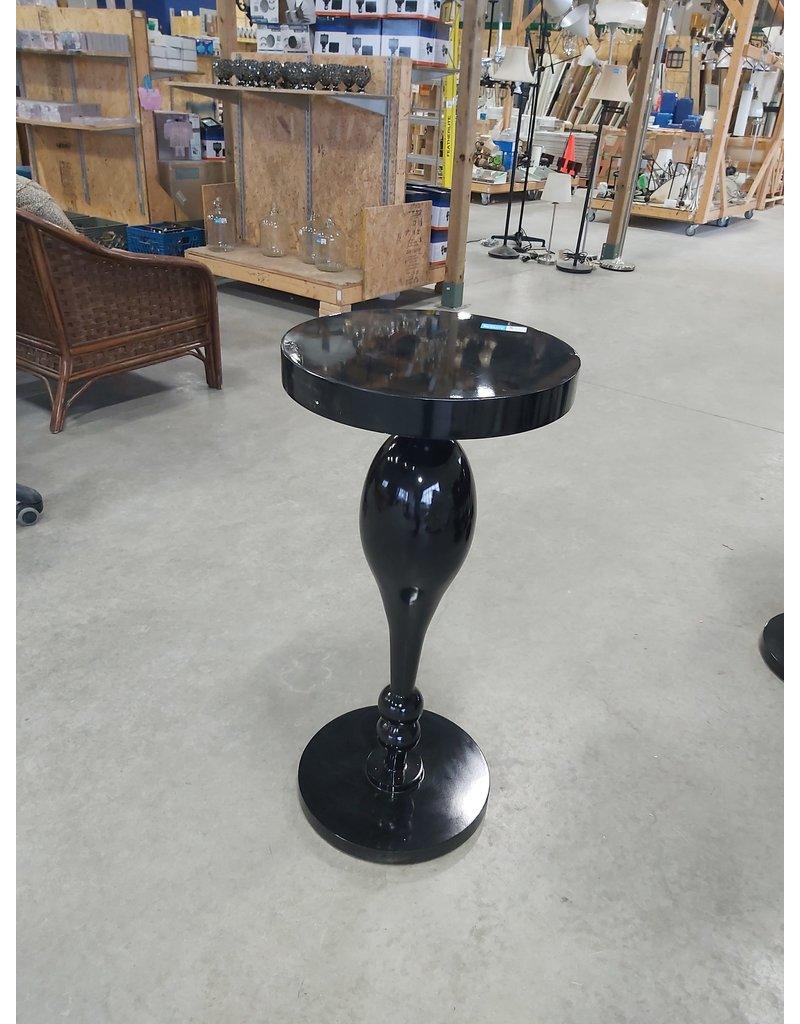 Markham West Black side table
