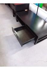 Studio District Black coffee table
