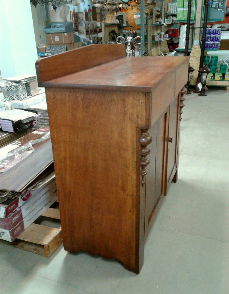 Woodbridge Store Antique Sideboard