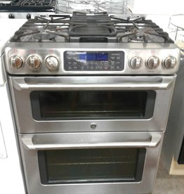 Woodbridge Store Stainless Steel Dual Oven Gas Stove