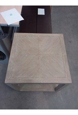 Studio District Mahogany Side Table